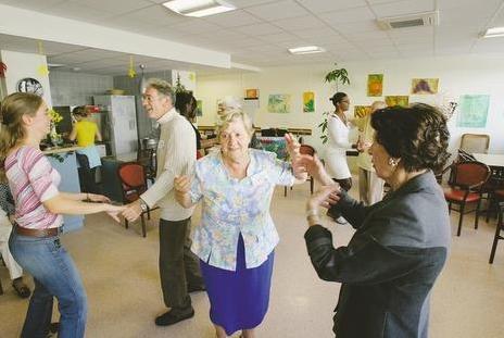 Des loisirs pour lutter contre Alzheimer - Source de l'image : http://www.lefigaro.f