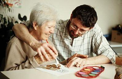 Accueil de jour Alzheimer : la CNSA publie son enquête- Source de l'image : http://www.pelerin.info