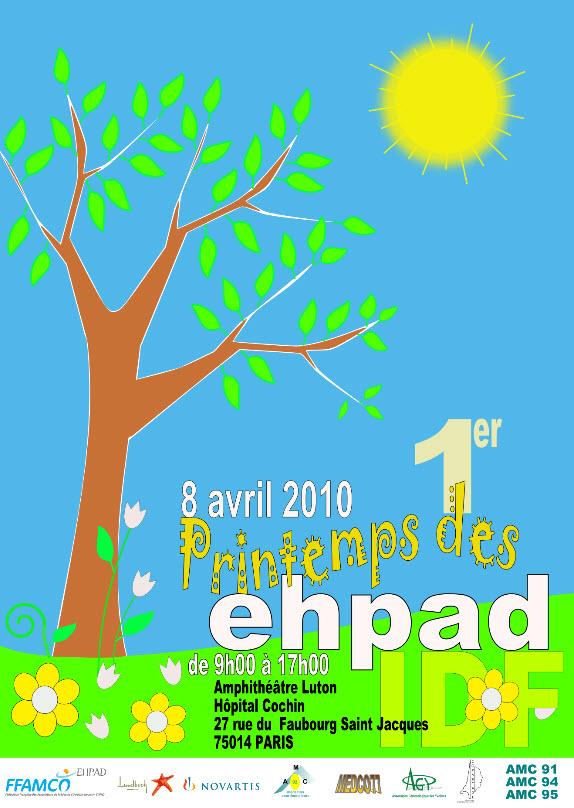 Ile-de-France: premier congrès des médecins coordonnateurs en Ehpad - Source de l'image : http://www.amc92.org