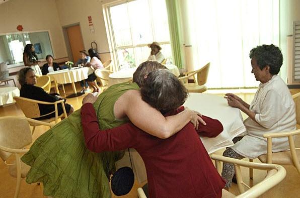 Solidarité contre la maladie d'Alzheimer à Carcassonne - Source de l'image: http://www.temoignages.re/