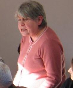 Madame Rogère Duquenne - Source de l'image : http://www.lavoixdunord.fr