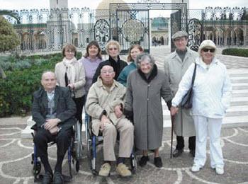 France Alzheimer organise des vacances pour 250 familles - Source de l'image : http://www.senioractu.com/