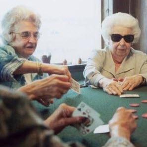 Alzheimer : Jouer au poker réduirait les risques - Source de l'image : http://www.pokercollectif.com/