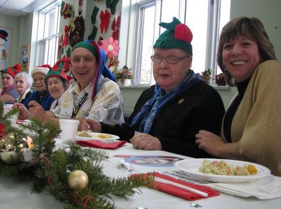 Alzheimer : Préparer Noel à l'accueil de jour - Source de l'image : http://www.info07.com/