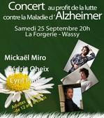 Un concert en faveur des malades d'Alzheimer à Wassy- Source de l'image : http://www.lepost.fr/
