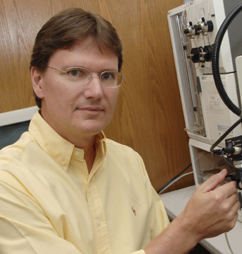 Dr Thomas Kodadek, du Scripps Research Institute - Source de l'image : http://www.utsouthwestern.edu