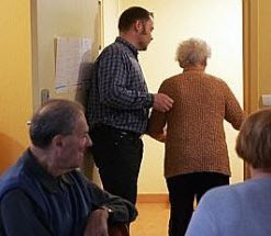 Un accueil de jour Alzheimer pour le malade et l'aidant - Source de l'image: http://www.lavoixdunord.fr