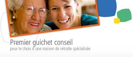 Maison de retraite / Alzheimer Conseil